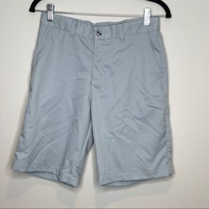 Gray puma boys shorts Sz XL